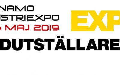Välkommen till Värnamo IndustriExpo 2019