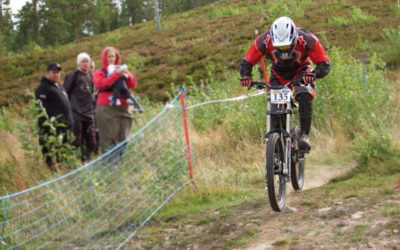 Tim Hedman Downhill Racing